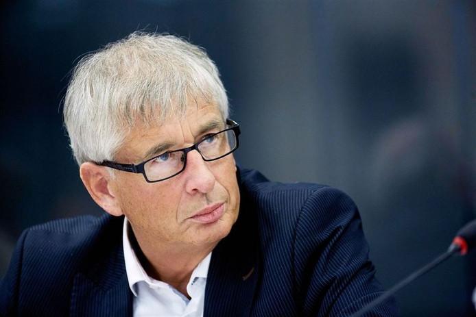 Kamerlid Albert de Vries (PvdA)