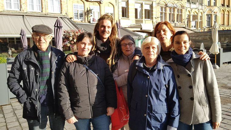 De Klankbordgroep bestaat uit mensen die in armoede leven of leefden, maar ook uit medewerkers van de stad, zoals coördinator Jeugdarmoede.