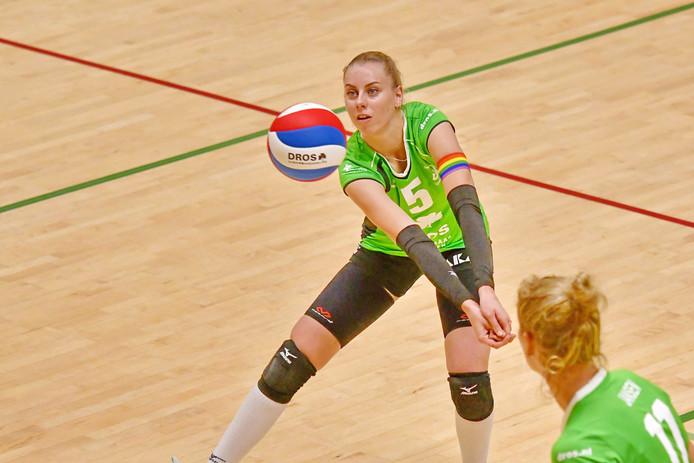 Een half jaar na haar vertrek bij Alterno heeft Lisa Nobel een transfer naar Oostende afgerond.
