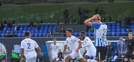 Maar acht goede minuten voor FC Eindhoven: 'Had niets met het systeem te maken, dat is te makkelijk'