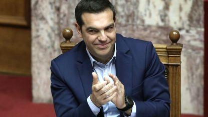 Griekse premier Tsipras pleit in aanloop naar eurotop opnieuw voor schuldverlichting