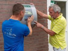 Haghorst heeft zijn derde AED, ook 'overkant van kanaal' is nu voorzien