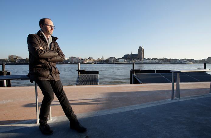 Cees-Willem Koorneef: ,,Een paar vergaderkamers, daar heb ik genoeg aan.''
