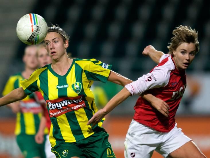 Ex-international Karin Legemate uit Roelofarendsveen blij met aandacht voor vrouwenvoetbal