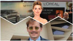 Van intense passie tot vuile oorlog: waar het fout liep tussen Johnny Depp en Amber Heard