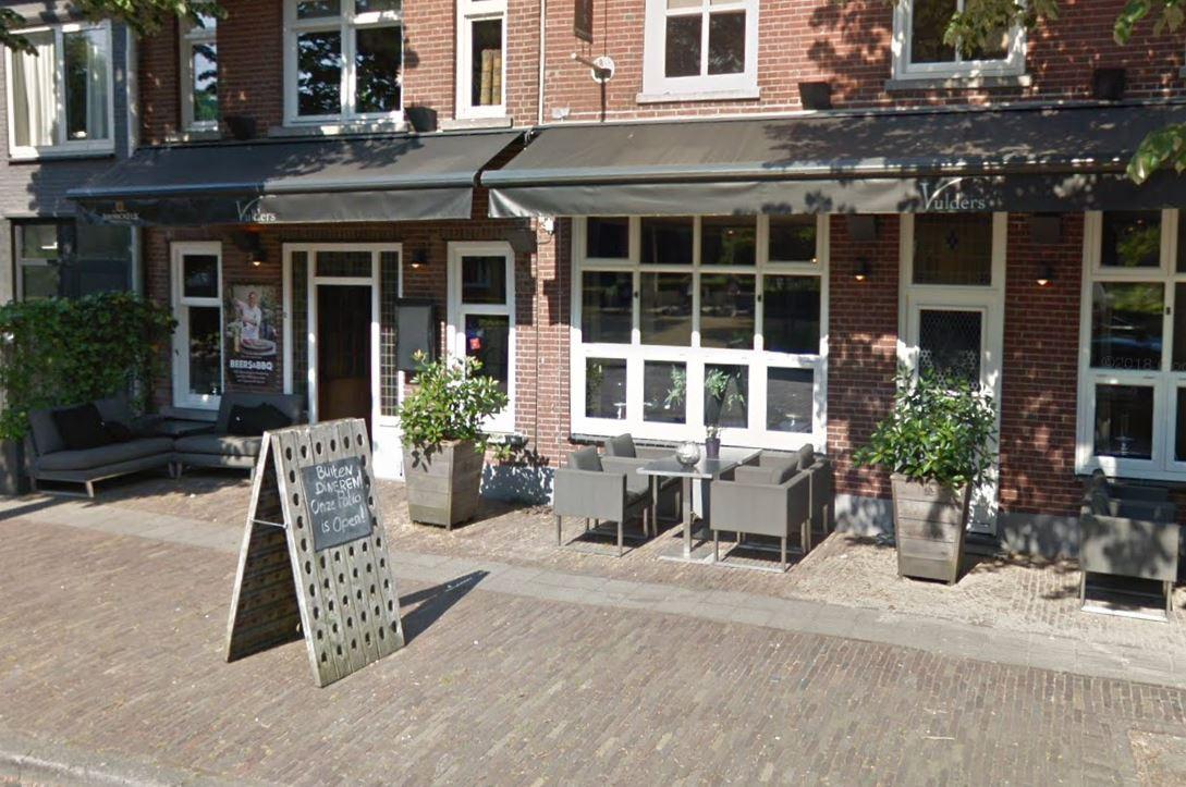 Brasserie Vulders aan de Gemullehoekenweg in Oisterwijk