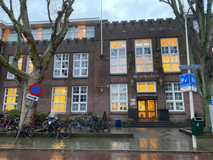 De Populier in Den Haag.