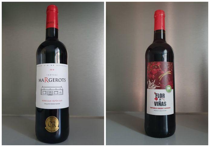Château Margerots et Flor de Viñas Bio