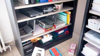 Inbrekers slaan toe in gemeentelijke basisschool De Kleine Reus in Nukerke
