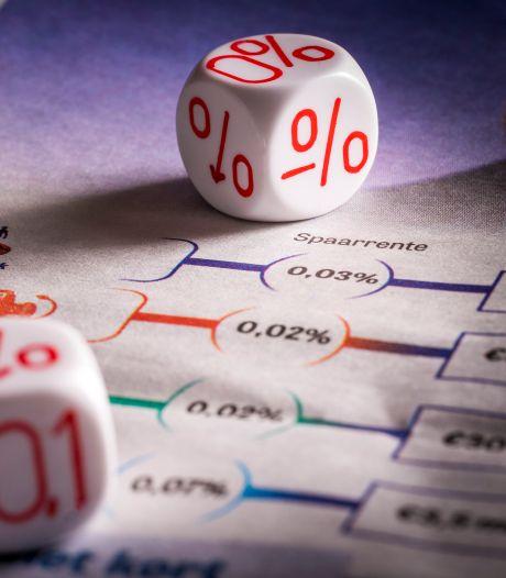 Ook spaarders Knab betalen negatieve rente