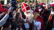 Sinterklaas zet voet aan wal in Wijnegem