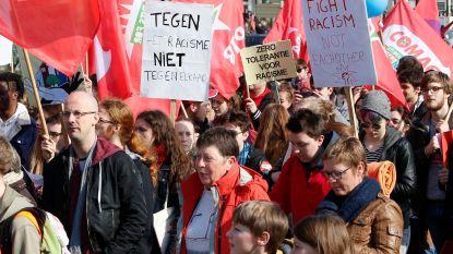 Tweede nationale betoging tegen racisme op zondag 24 maart
