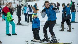 Zesentwintig skicentra geopend in provincies Luik en Luxemburg