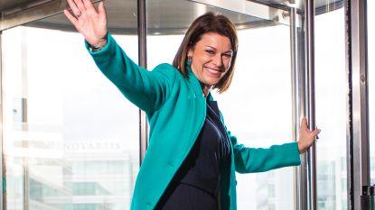 19 jaar het zonnetje, nu 'gone with the wind': Jill Peeters zwaait af als VTM-Weervrouw