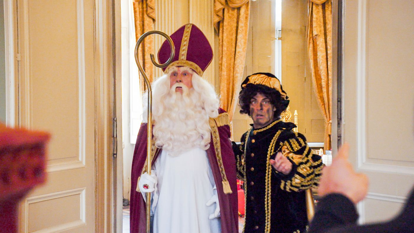 De Buurtpolitie: Sinterklaas Special - Operatie Mandarijn