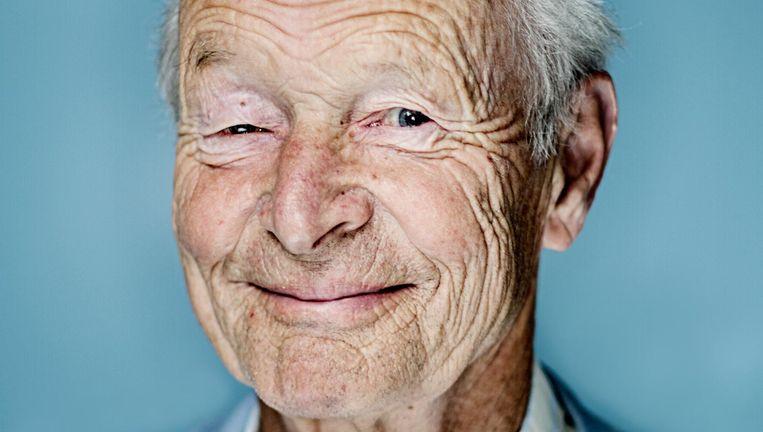 Guus Kuijer, auteur van De Bijbel voor ongelovigen. Beeld Adrie Mouthaan / de Volkskrant