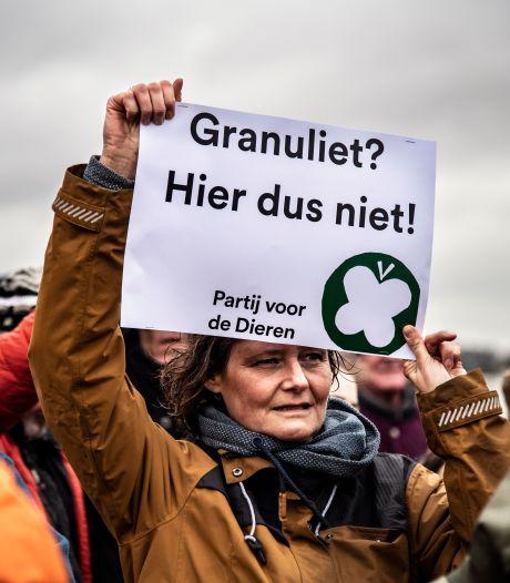 Storten granuliet in Over de Maas mag doorgaan