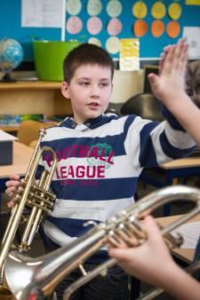 Sint Victorschool Afferden speelt mee in Grootste Schoolband van Nederland