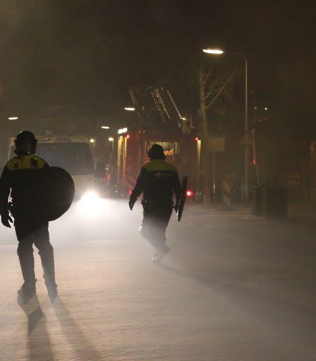 Rust begint weder te keren na grimmige avond in Duindorp