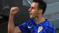 """Krijgt weggestuurde Nikola Kalinic ook een medaille bij Kroatië? """"Volgende vraag alstublieft"""""""