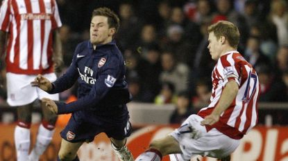 """Achter verschrikkelijke beenbreuk van Arsenal-voetballer Ramsey zit bijna ziekelijk verhaal: """"We waren compleet opgenaaid"""""""