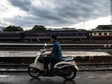 Vrouw maakt dodelijke selfie op treinspoor