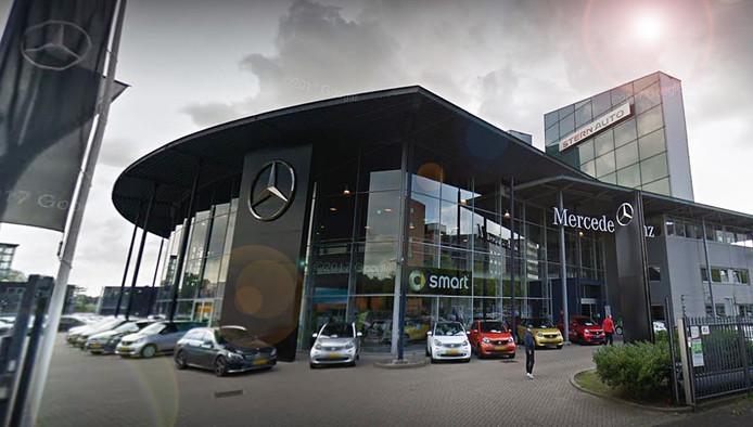 De Stern-garage in Nieuwegein.