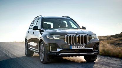 IN BEELD. Dit is de BMW X7: de grootste SUV die BMW ooit op de markt bracht
