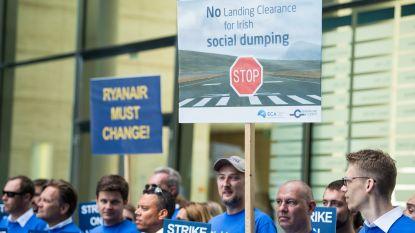 Personeel Ryanair overweegt nieuwe staking eind september