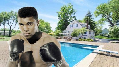 Binnenkijken: landgoed Muhammad Ali te koop voor 1,8 miljoen euro