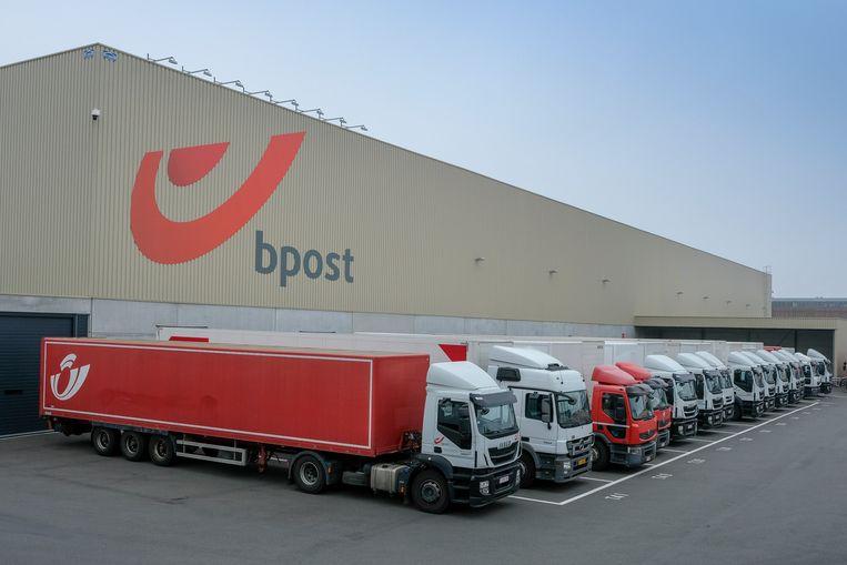 Postverdeelcentrum Brussel X.