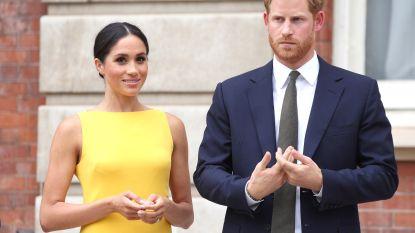 "Royaltyfans fronsen de wenkbrauwen: ""Meghan Markle klinkt plots helemaal anders"""
