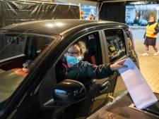 Oss mikt op mobiele stembureaus en een drive-thru voor verkiezingen in maart