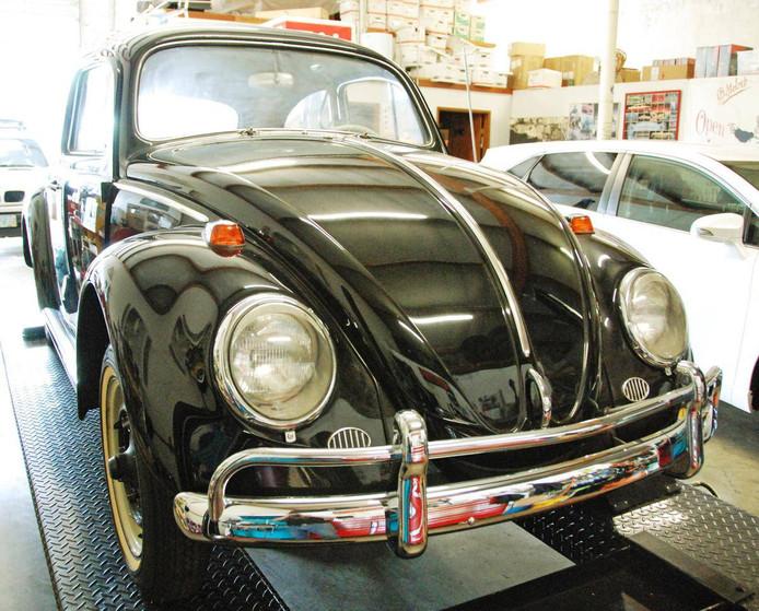 Pardon? Hagelnieuwe VW Kever uit 1964 kost 1 miljoen!