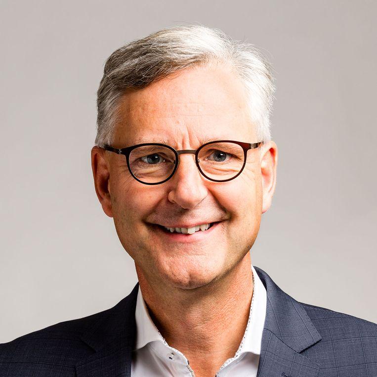 Matthijs Bierman, Directeur Triodos Bank Nederland Beeld Triodos Bank