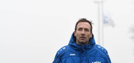 Yves Heskamp zwaait USV na drie succesvolle seizoenen uit