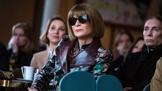 """""""Huwelijk Vogue-hoofdredactrice Anna Wintour na 16 jaar voorbij"""""""