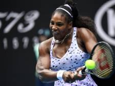 Reprise à Lexington pour Serena Williams