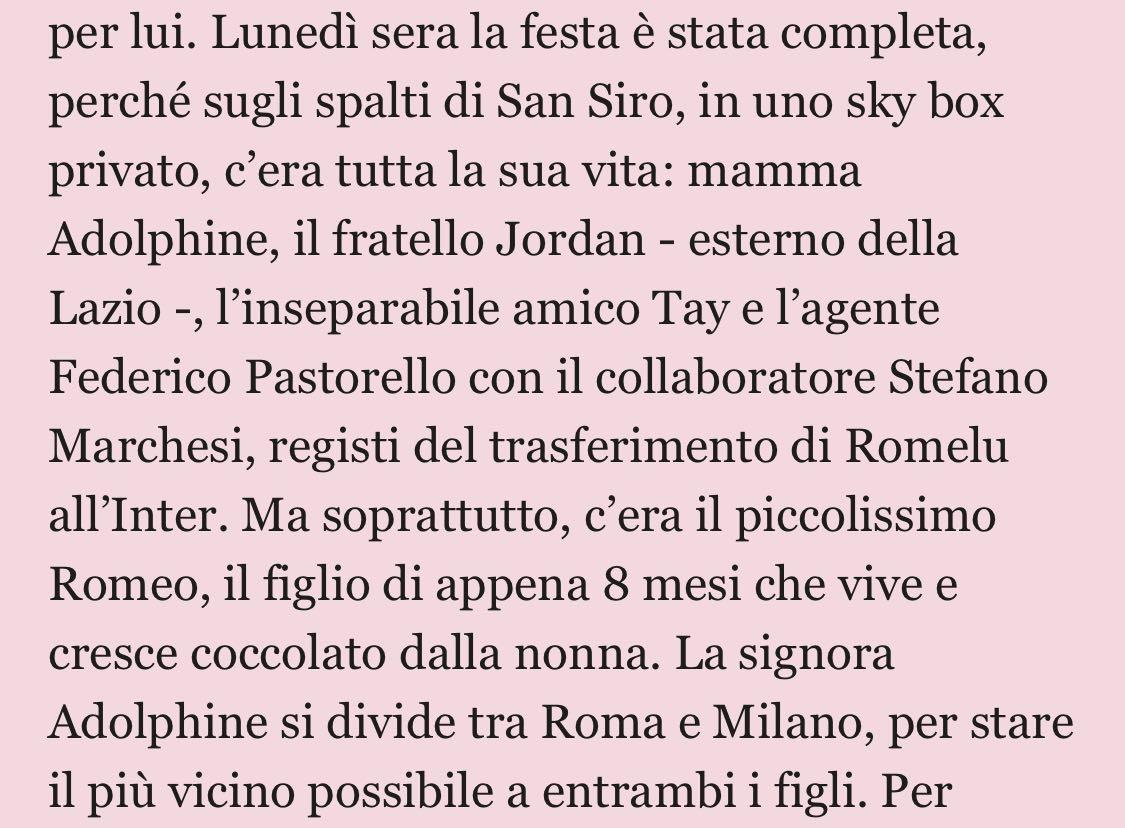 De passage in La Gazzetta dello Sport.
