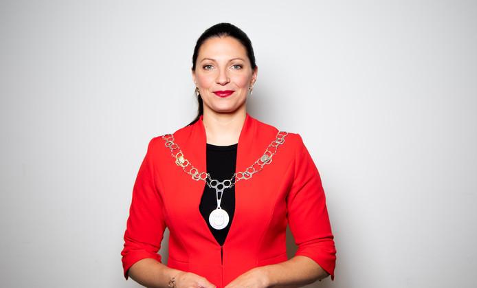 Hanne van Aart.