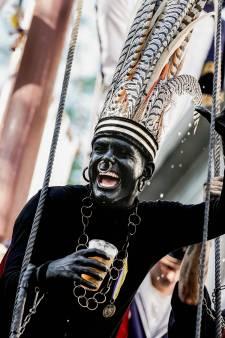 """Ducasse d'Ath: le """"Sauvage"""" jugé raciste a défilé malgré la polémique"""