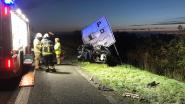 Bestuurder die met pick-up dodelijk ongeval veroorzaakte op E40 en wegvluchtte, had gedronken