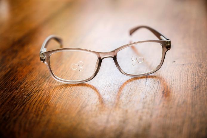 Dit is 'm: de druppelbril.