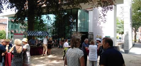 Café Cunen: broodje groenteboer uit de Peperstraat?