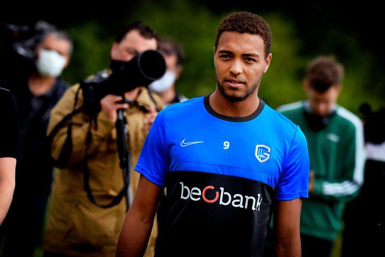 Racing Genk kocht Cyriel Dessers, de topschutter uit de Eredivisie, voor 4 miljoen euro bij Heracles.