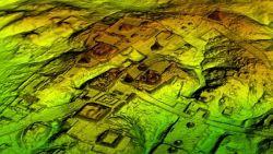 """Laserscans onthullen Maya-rijk met 60.000 onbekende bouwwerken in jungle: """"100 jaar analyse nodig om te begrijpen wat we hier zien"""""""