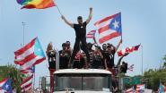 Opnieuw enorme protesten tegen Puerto Ricaanse gouverneur, ook ster Ricky Martin schreeuwt weer mee