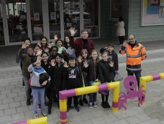 Octopusbeugels aan basisschool Boom Park moeten verkeersveiligheid verhogen