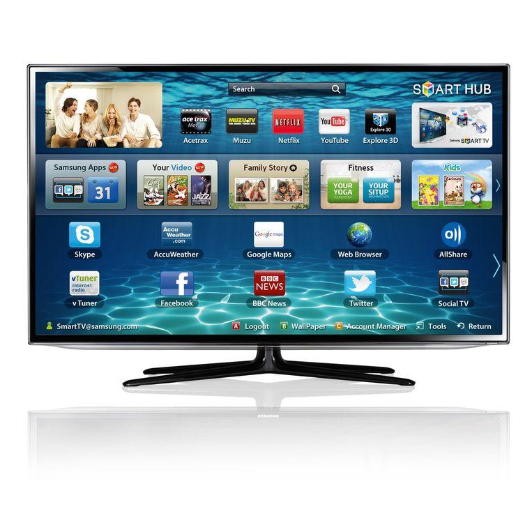 Voortaan Apple TV Op Samsung-tv's
