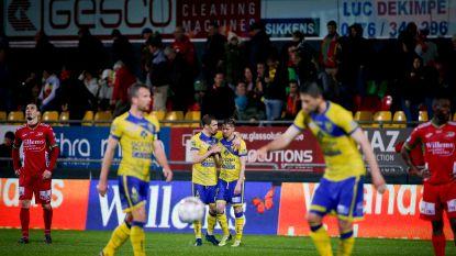 VIDEO: KV Oostende gooit voorsprong te grabbel tegen STVV ondanks twee goals Zivkovic